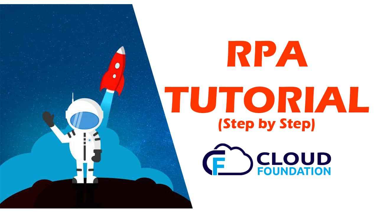 Uipath Training The Only Rpa Course You Need Cloudfoundation